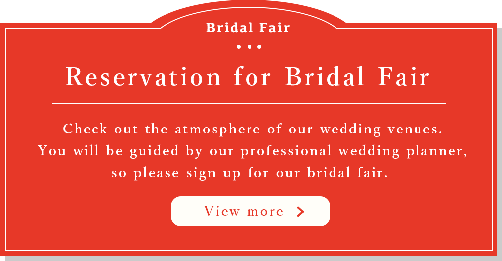 Reservation for Bridal Fair